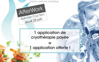 Afterwork & offre exceptionnelle chez Esthemedis !