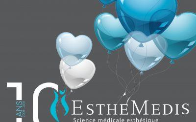 EstheMedis fête ses 10 ans!
